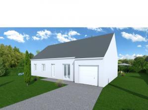 Maison neuve à Artannes-sur-Indre (37260)<span class='prix'> 174000 €</span> 174000