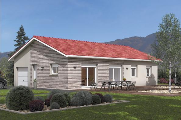 Modèle de maison Optima 90GI Tradition 3 chambres  : Photo 2