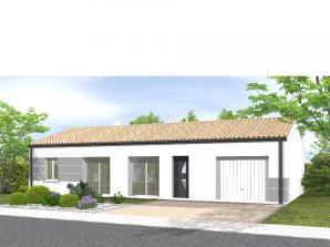 Maison neuve à Chantonnay (85110)<span class='prix'> 167800 €</span> 167800