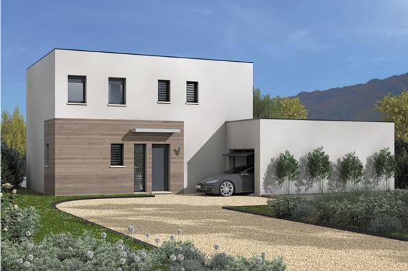 Modèle de maison Bioclima 110 Design 4 chambres  : Photo 2