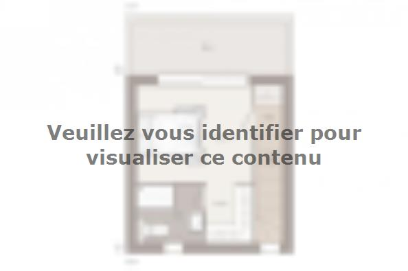 Plan de maison Bioclima 125 Tradition 4 chambres  : Photo 1