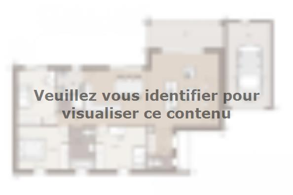 Plan de maison Bioclima 125 Tradition 4 chambres  : Photo 2