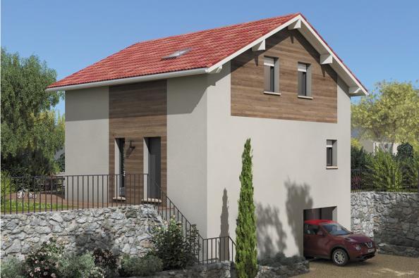Modèle de maison Domania 90 SS Tradition 3 chambres  : Photo 2