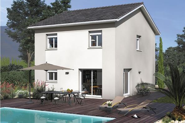 Modèle de maison Family 100GI Design 4 chambres  : Photo 2
