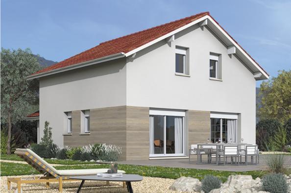 Modèle de maison Family Evolution 90GA Tradition 3 chambres  : Photo 1
