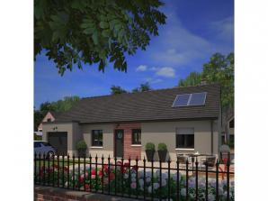 Maison neuve à Moringhem (62910)<span class='prix'> 136000 €</span> 136000