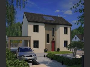 Maison neuve à Moringhem (62910)<span class='prix'> 146000 €</span> 146000