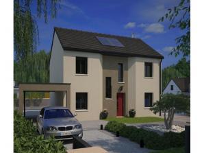 Maison neuve à Lumbres (62380)<span class='prix'> 172000 €</span> 172000