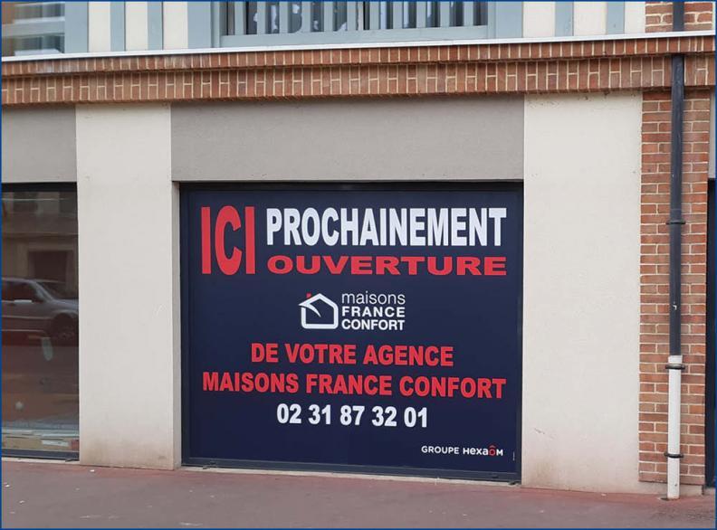 Nouvelle agence Deauville