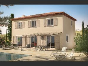 Maison neuve à Meyrargues (13650)<span class='prix'> 308000 €</span> 308000