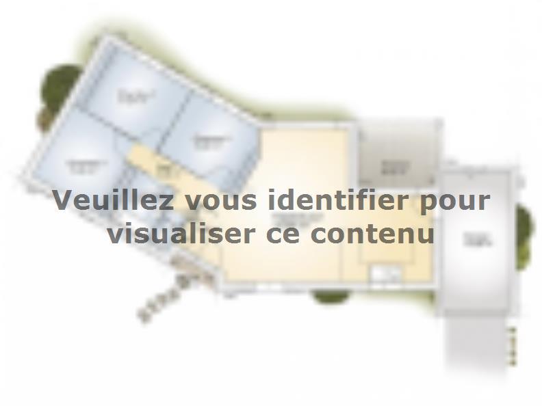 Plan de maison Emeraude 85 Elegance : Vignette 1