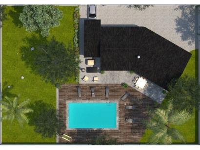 Modèle de maison Emeraude 85 Elegance 3 chambres  : Photo 2