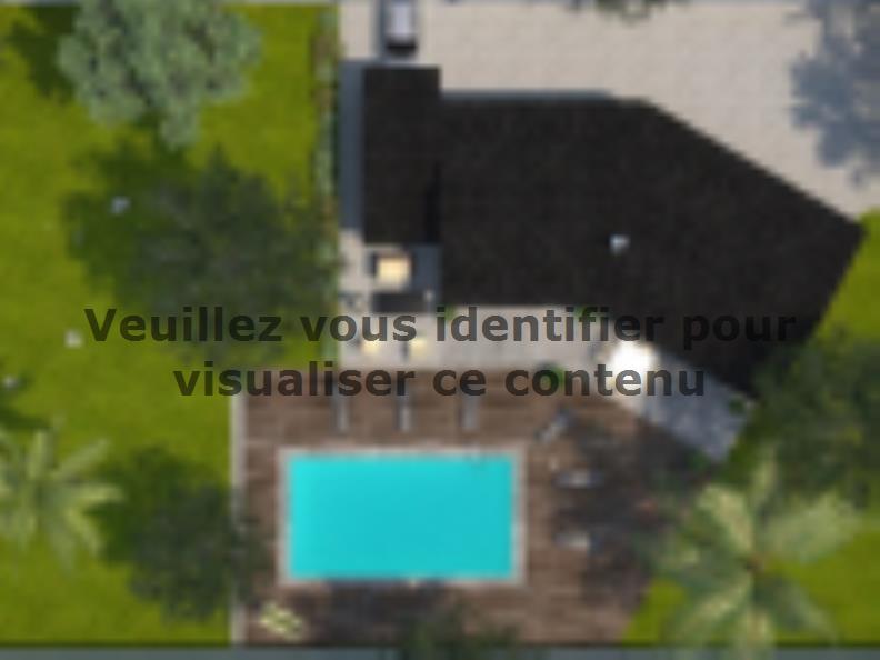 Modèle de maison Emeraude 85 Elegance : Vignette 2