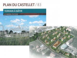 A SAISIR ! LOTS SUR LE CASTELLET (83)