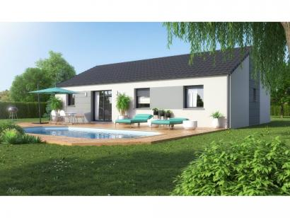 Maison neuve  à  Pournoy-la-Grasse (57420)  - 215 000 € * : photo 4