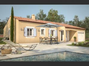 Maison neuve à Vinon-sur-Verdon (83560)<span class='prix'> 258900 €</span> 258900