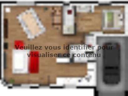 Plan de maison EAS-105-C-GI 4 chambres  : Photo 1