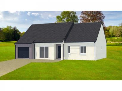 Maison neuve  à  Joué-lès-Tours (37300)  - 221000 € * : photo 1