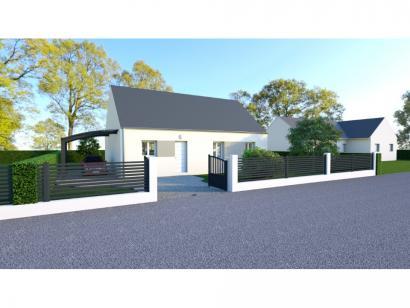 Maison neuve  à  Charentilly (37390)  - 178000 € * : photo 1