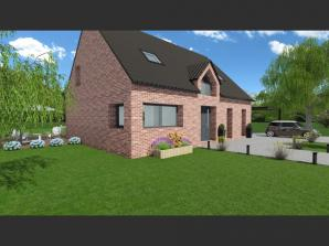 Maison neuve à Beaurain (59730)<span class='prix'> 210000 €</span> 210000