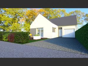Maison neuve à Cléré-les-Pins (37340)<span class='prix'> 178000 €</span> 178000