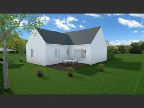 Maison neuve à Authon (41310)<span class='prix'> 139000 €</span> 139000
