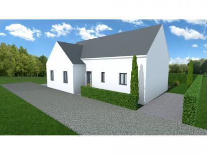 Maison neuve  à  Authon (41310)  - 151000 € * : photo 1