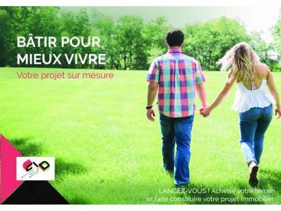 Terrain à vendre  à  Montlouis-sur-Loire (37270)  - 73600 € * : photo 1