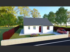 Maison neuve à Rouziers-de-Touraine (37360)<span class='prix'> 152100 €</span> 152100