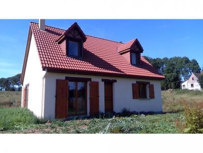 Modèle de maison SM_ST_PIERRE_BENOUVILLE 4 chambres  : Photo 1