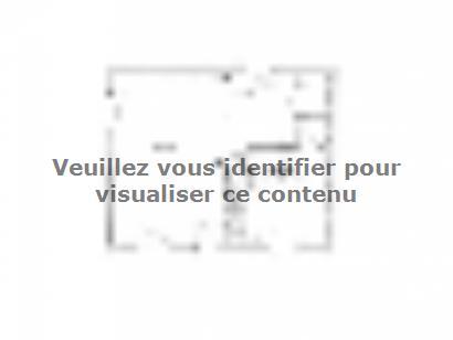 Plan de maison SM_ST_PIERRE_BENOUVILLE 4 chambres  : Photo 1