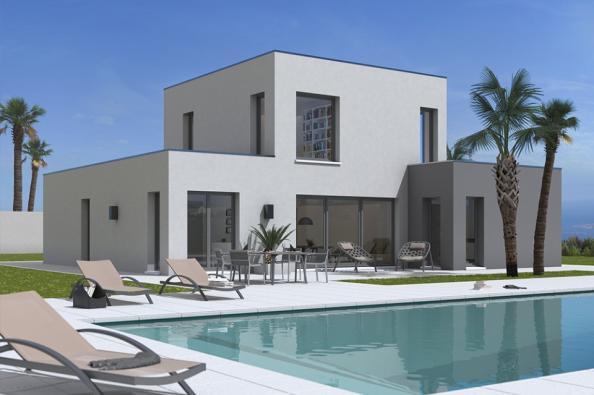 Modèle de maison Bioclima 120 3 chambres  : Photo 2