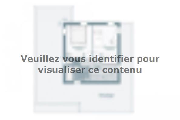 Plan de maison Bioclima 120 3 chambres  : Photo 2