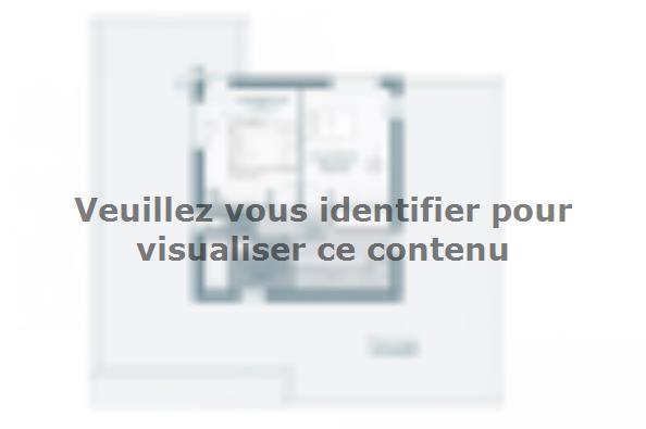 Plan de maison Bioclima 140 4 chambres  : Photo 2