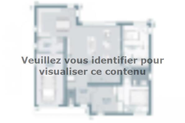 Plan de maison Bioclima 140 4 chambres  : Photo 1