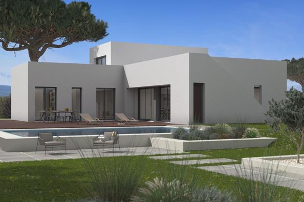 Modèle de maison Bioclima 150 3 chambres  : Photo 2
