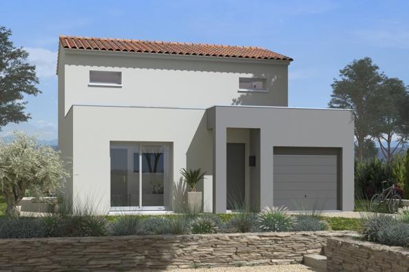 Modèle de maison Familia 92 3 chambres  : Photo 1