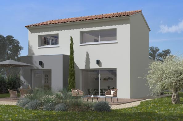Modèle de maison Familia 92 3 chambres  : Photo 2