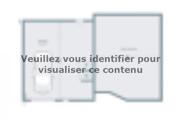 Plan de maison Harmonia 90 3 chambres  : Photo 2