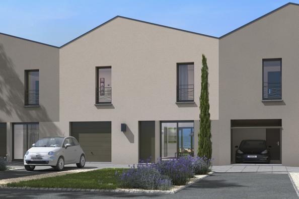 Modèle de maison Urba 105 3 chambres  : Photo 1