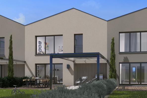 Modèle de maison Urba 122 4 chambres  : Photo 2