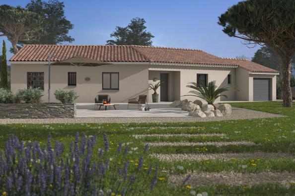 Modèle de maison Performa 100 3 chambres  : Photo 1