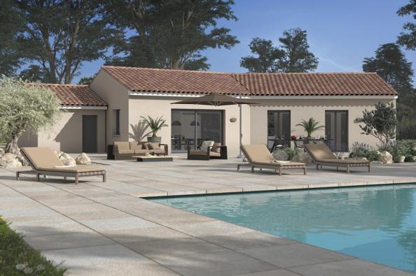 Modèle de maison Performa 100 3 chambres  : Photo 2