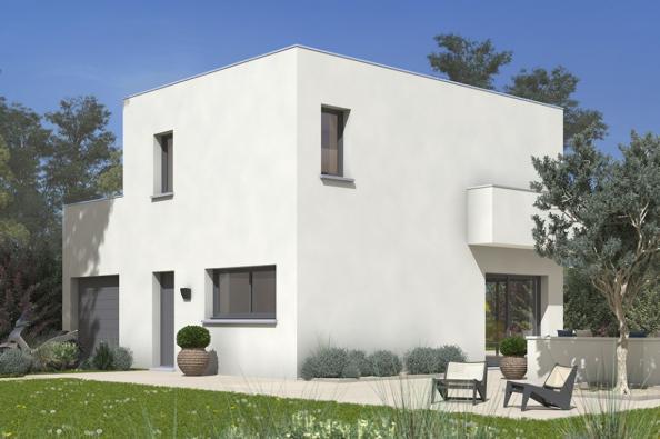 Modèle de maison Ultima 116GI 4 chambres  : Photo 1