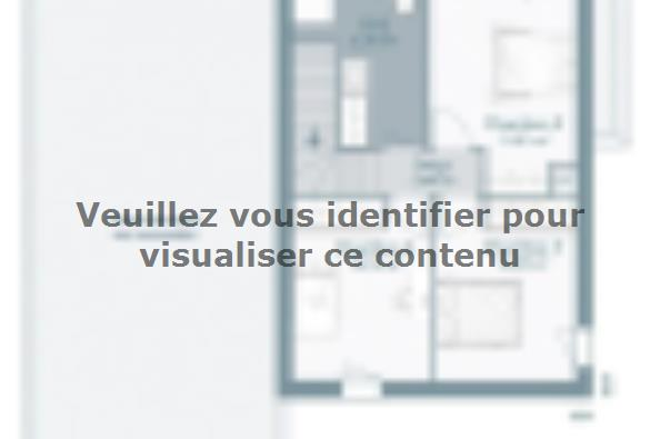 Plan de maison Ultima 116GI 4 chambres  : Photo 2