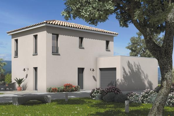 Modèle de maison Ultima 110GA 4 chambres  : Photo 1