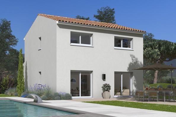 Modèle de maison Optima 85 3 chambres  : Photo 2