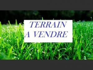 Terrain à vendre à Villaines-les-Rochers (37190)<span class='prix'> 53000 €</span> 53000