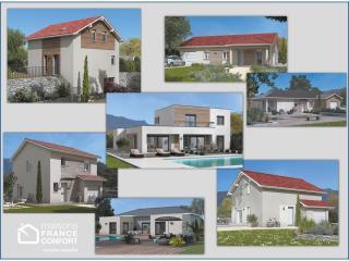 Nouveau catalogue Maisons France Confort en Rhône-Alpes