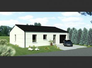 Maison neuve à Saint-Yrieix-sur-Charente (16710)<span class='prix'> 165000 €</span> 165000